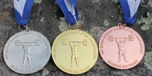 Medallistas mundiales 2015