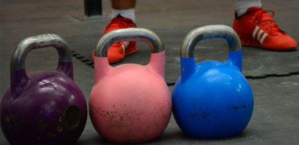Kettlebell - Tracius Weightlifting & Fitness