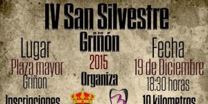 San Silvestre de Griñon 2015