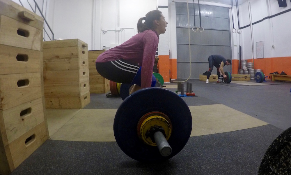 Mamen - Tracius weightlifting & Fitness