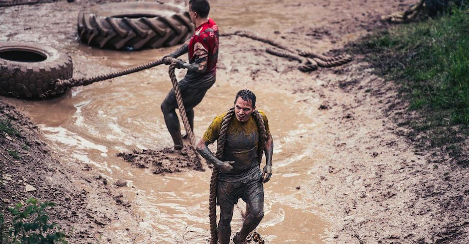 Carrera obstaculos